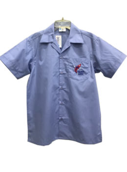 BLUE BOY SHIRT