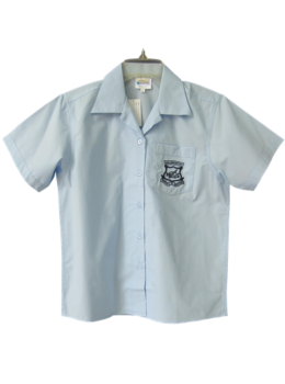 SKY BLUE BOY SHIRT